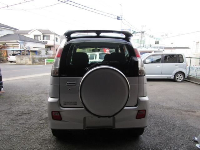 カスタムLターボ 4WD タイベル交換(9枚目)