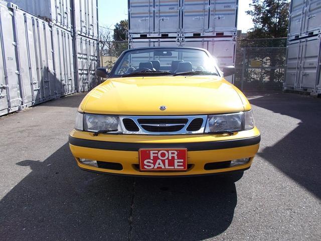 「サーブ」「9-3シリーズ」「オープンカー」「東京都」の中古車3