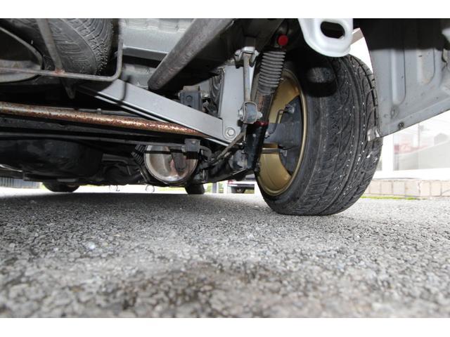 TX Gパッケージ 車高調 社外品アルミ車検令和5年10月まで(28枚目)