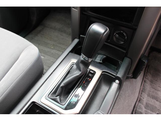 TX 17インチアルミ BSオールテレンタイヤ スマートキー×2 プッシュスタート ルーフレール HIDライト(13枚目)