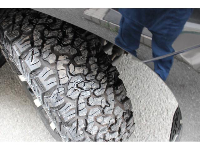 TX 17インチアルミ BSオールテレンタイヤ スマートキー×2 プッシュスタート ルーフレール HIDライト(33枚目)