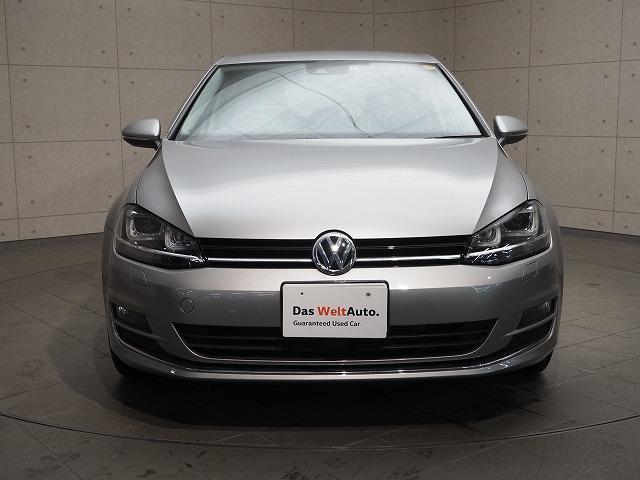 フォルクスワーゲン VW ゴルフ TSIハイラインブルーモーションテクノロジー