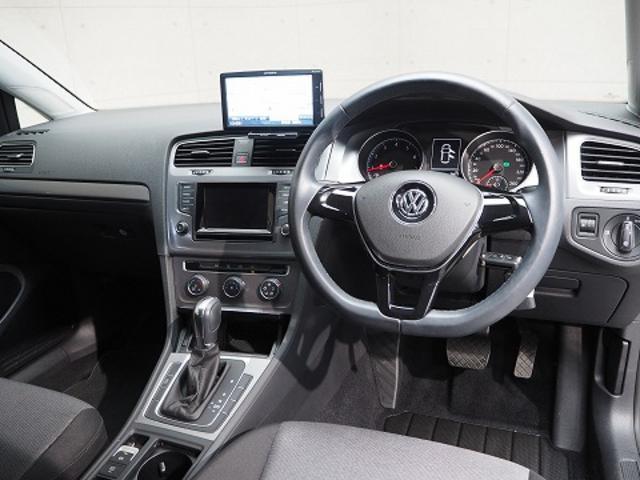 フォルクスワーゲン VW ゴルフ トレンドライン