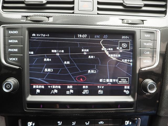 GTI ディスカバープロナビゲーション DCC 認定中古車(12枚目)