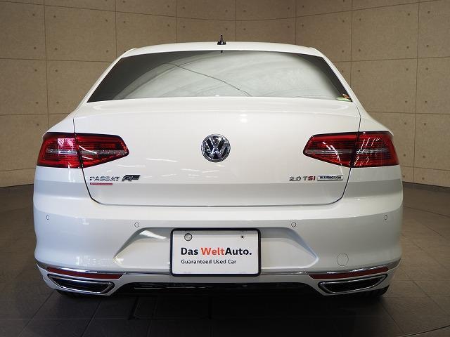 2.0TSI Rライン レザーシート 認定中古車 保証付き(9枚目)