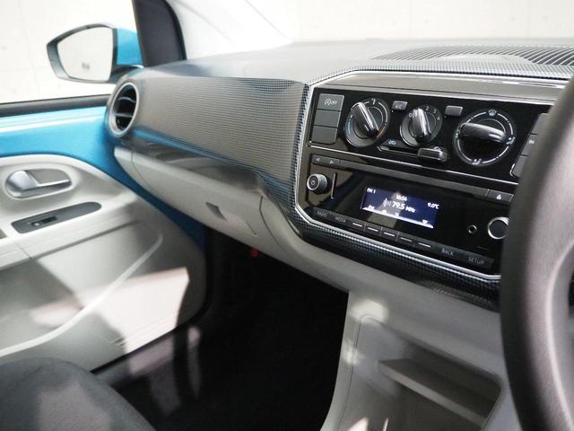 フロントシートは、サイドエアバック付きです。