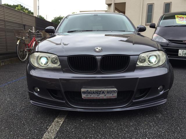 BMW BMW 116i エアロ ローダウン E90純正アルミ HID