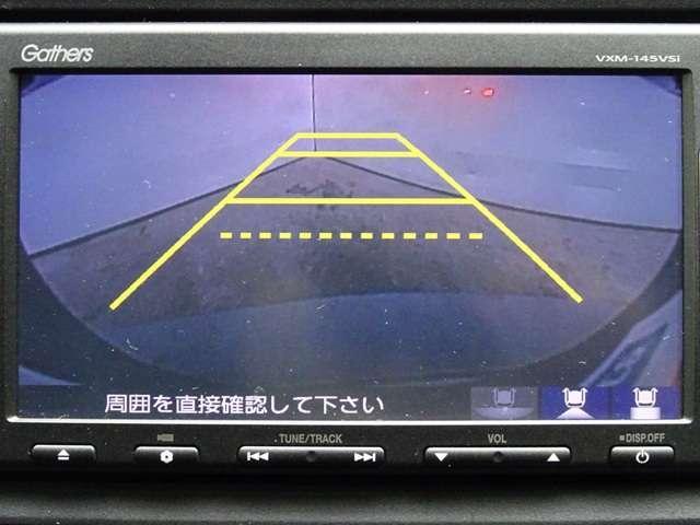 X ギャザズメモリーナビ・リアカメラ・CTBA(3枚目)
