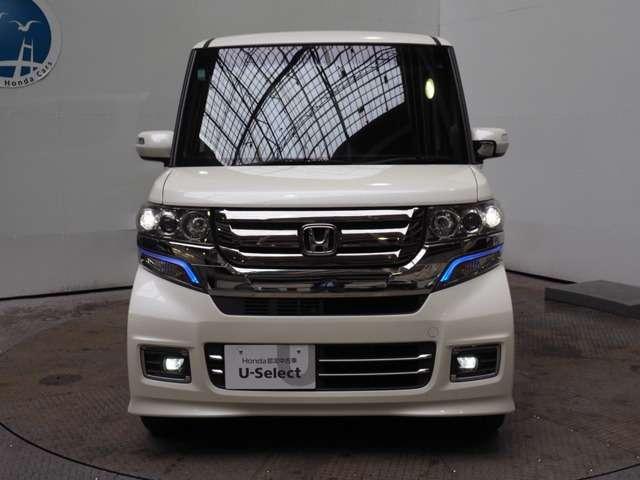 「ホンダ」「N-BOX」「コンパクトカー」「神奈川県」の中古車6