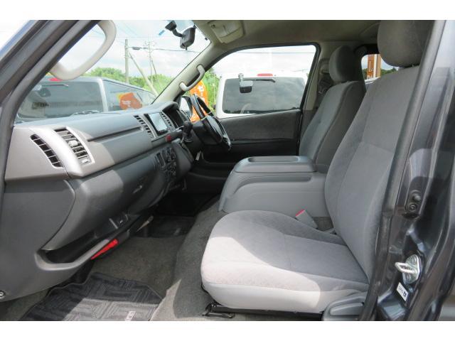 トヨタ ハイエースバン ロングスーパーGL 4WD 寒冷地 ナビ TV ETC