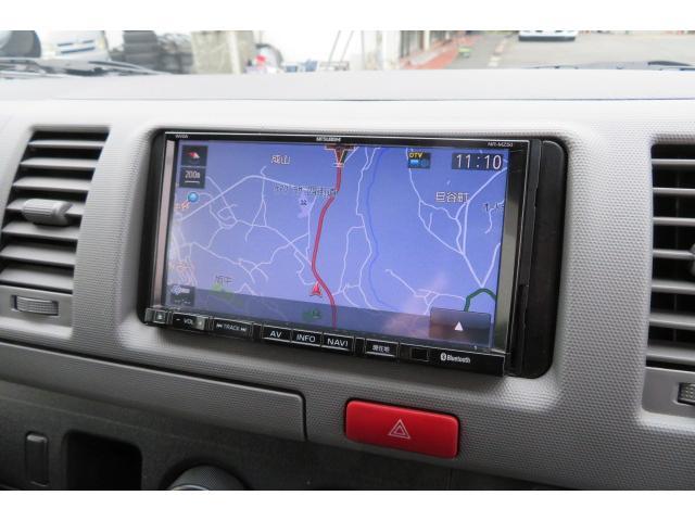 トヨタ ハイエースバン DX GLパッケージ禁煙ナビTV ETC ワンオーナー