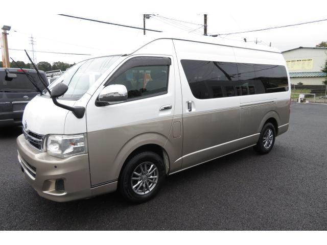 「トヨタ」「ハイエース」「ミニバン・ワンボックス」「千葉県」の中古車13