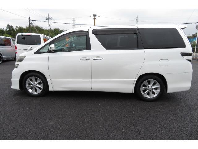 「トヨタ」「ヴェルファイア」「ミニバン・ワンボックス」「千葉県」の中古車3