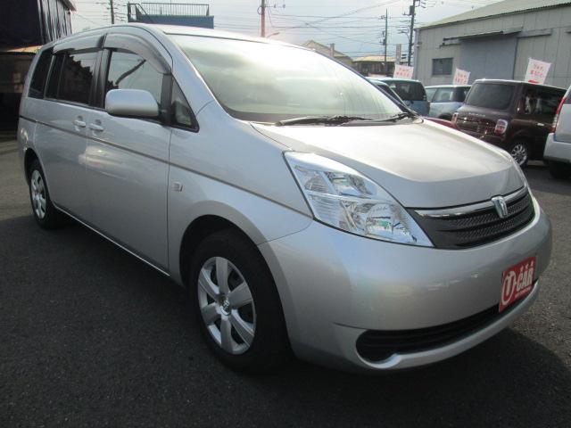 トヨタ アイシス L 電動スライドドア ナビ ETC