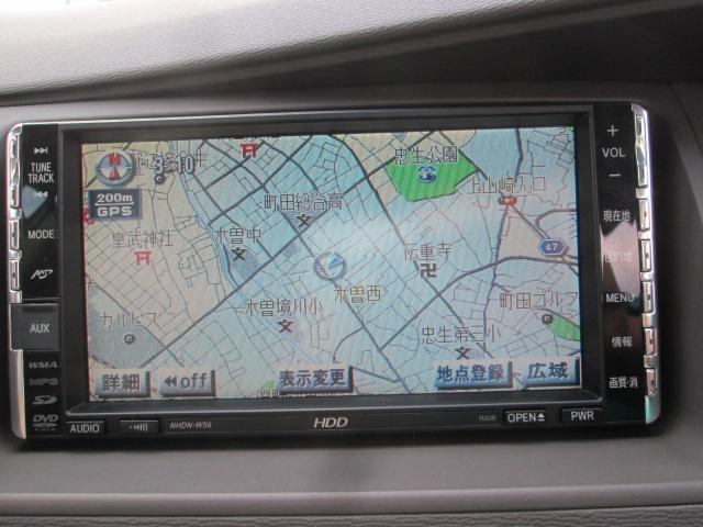 トヨタ アイシス L 60thスペシャルエディション バックカメラ DVD再生