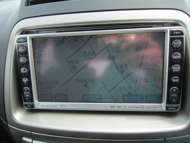 トヨタ パッソ X アドバンスドエディション ナビ DVD再生フルセグテレビ