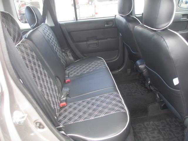 トヨタ bB Z HIDセレクション ローダウン 新品17インチアルミ