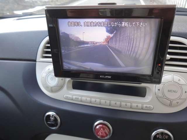 フィアット フィアット 500 バイ グッチ 1オ-ナ- HID ナビ Bカメラ ETC