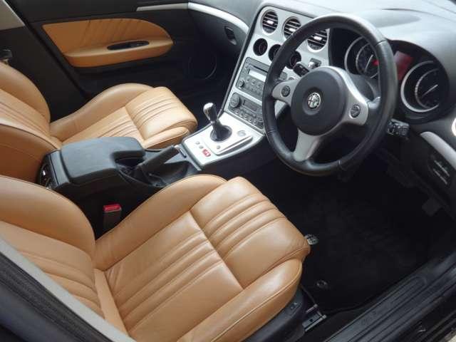 アルファロメオ アルファ159スポーツワゴン 2.2 JTS セレスピードプログレッション TII 禁煙車