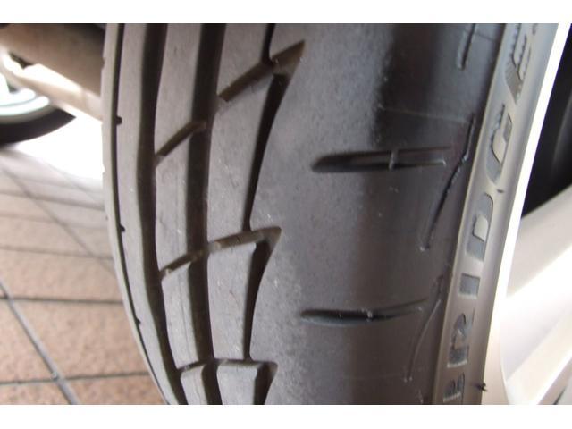 タイヤの状態は特筆点