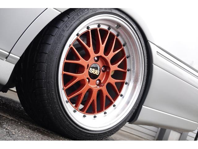 BBS製LM18インチ!!LM114と115になります!!ディスクはキャディーオレンジの塗装品です・・・
