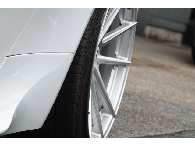RC350 Fスポーツ レッドレザーシート 3眼LEDヘッドライト 新品ブリッツ車高調 TSWバサーストRF20インチ 前後メーガンレーシング調整式アーム スリーキャッツマフラー(10枚目)