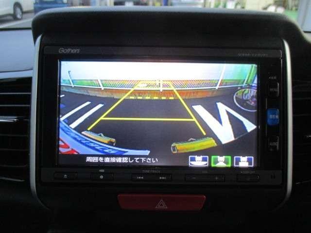 ホンダ N BOXカスタム G・ターボLパッケージ ナビ ETC CTBA 両側電動スライド