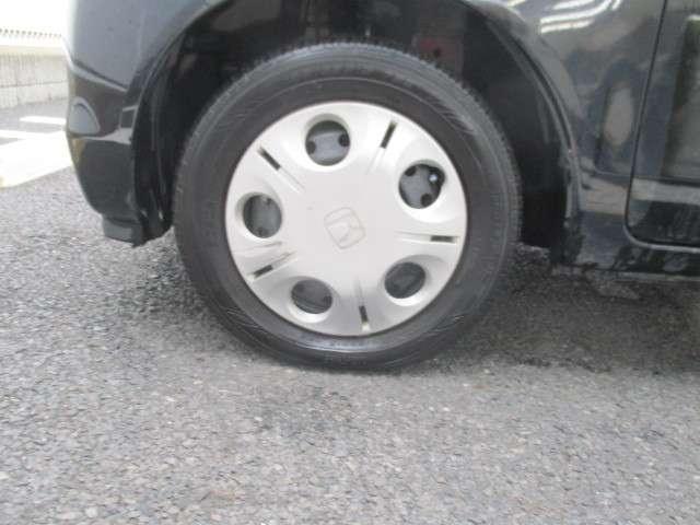 13インチタイヤです。