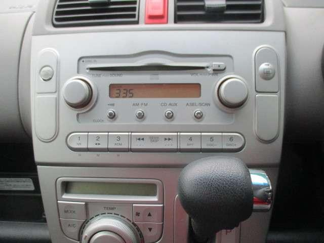 純正CDオーディオです!