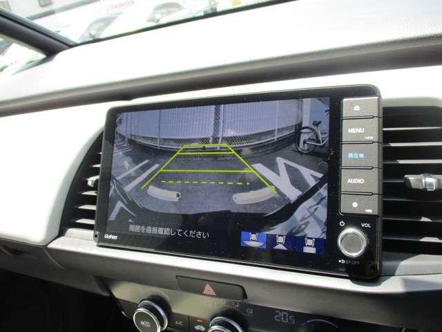 e:HEVホーム 衝突軽減 フルセグ バックカメラ ETC ホンダセンシング アダプティブクルーズコントロール LED 渋滞追従 ETC バックカメラ サイドカーテンエアバック(5枚目)