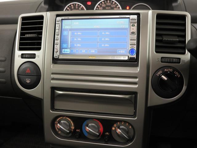S 4WD5MT 大型サンルーフHIDハイパールーフレール(14枚目)