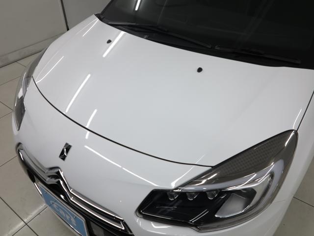 「シトロエン」「シトロエン DS3カブリオ」「コンパクトカー」「東京都」の中古車39
