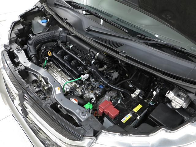 カスタムハイブリッドMV 全方位カメラパッケージ 4WD 全周囲カメラ 追従クルーズ フルセグナビ 両側電動スライド スマートキー クリアランスソナー ステアリングリモコン パドルシフト 純正15インチAW ディーラーメンテナンス車 メーカー保証継承(24枚目)