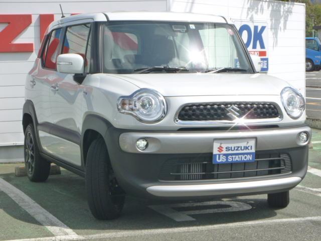 「スズキ」「クロスビー」「SUV・クロカン」「神奈川県」の中古車3