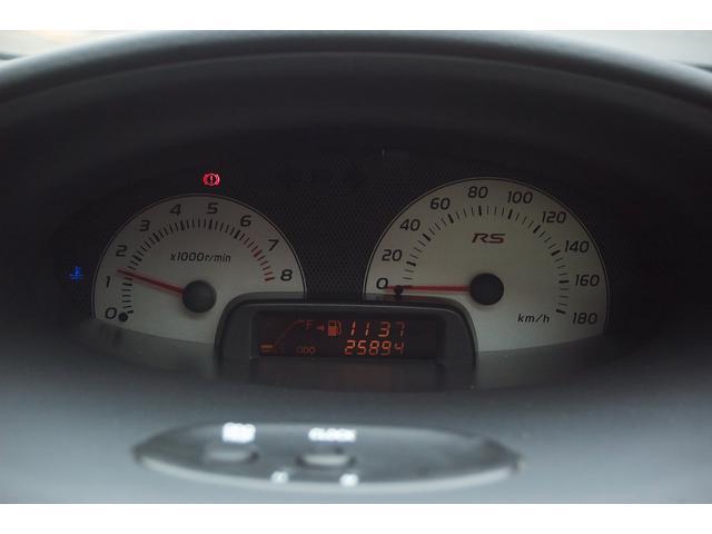 モデリスタRSターボ 5速マニュアル WORK17インチAW(16枚目)