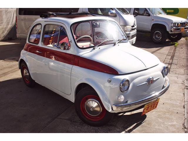 「フィアット」「チンクチェント」「コンパクトカー」「東京都」の中古車6