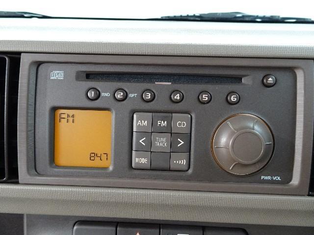 トヨタ パッソ X 純正CDチューナー・6000キロ・キーレス・ワンオーナー