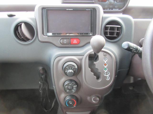 トヨタ スペイド X SDナビ ワンセグ Bカメラ ETC  左パワースライド