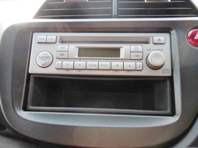 ホンダ フィット RS CD ETC HIDライト キーレス 電格ミラー