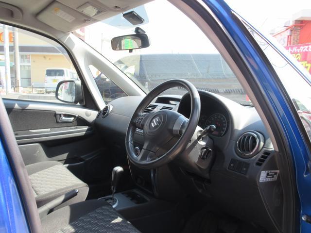 スズキ SX4 1.5G 4WD ETC HIDライト AW キーレス