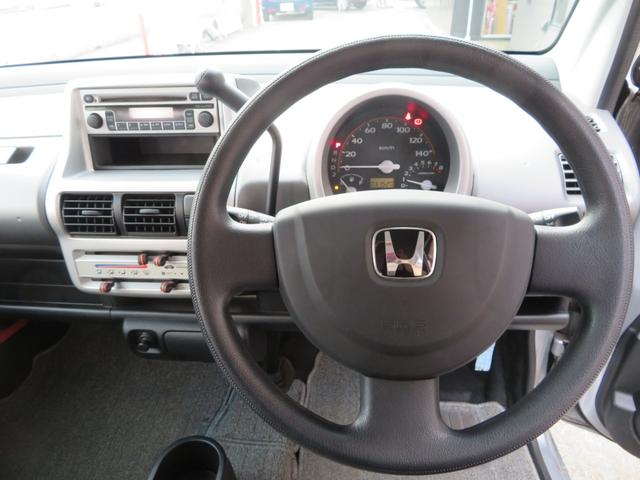 ホンダ ザッツ スペシャルエディション 4WD CD ラジオ キーレス