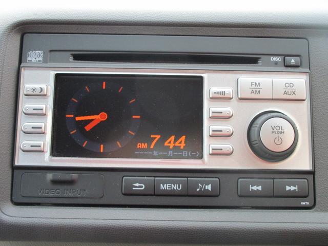 ホンダ ライフ G CD バックカメラ ベンチシート キーレス フルフラット