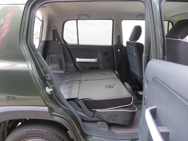 G メモリナビ ETC シートヒーター 衝突軽減システム アイドリングストップ ベンチシート フルフラットシート 取扱説明書(29枚目)