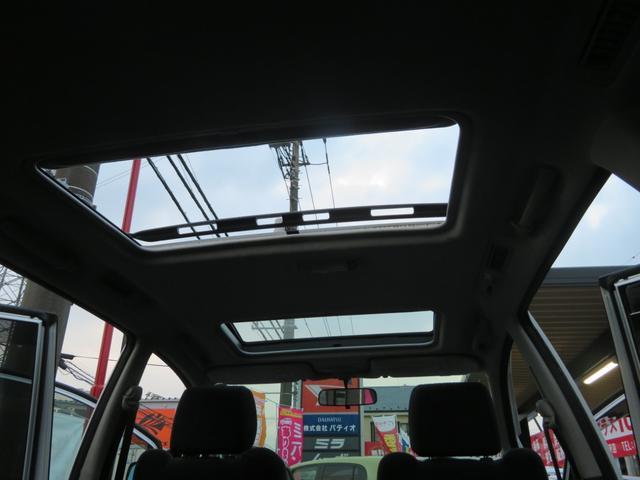 240s HDDナビ ダブルサンルーフ エアロ 純正アルミ キーレス HID 3列シート フルフラットシート(25枚目)