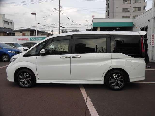 スパーダ・クールスピリット マルチビューカメラ リアモニター(11枚目)
