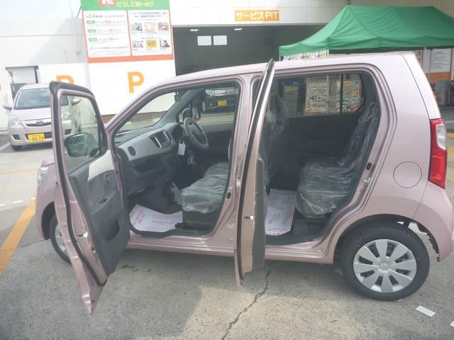 スズキ ワゴンR FA キーレス 届出済未使用車