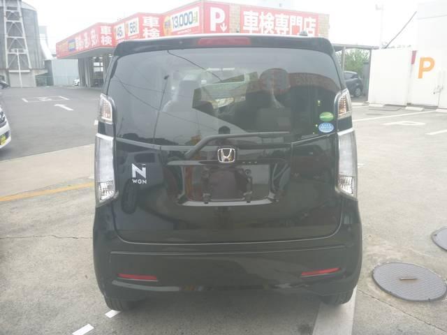 ホンダ N-WGN G プッシュスタート キーフリー 届出済未使用車