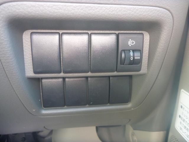 各種操作ボタンです。