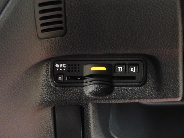ETC車載器が標準装備です。今や殆どの車に搭載されているETC。純正ビルトインETCなので収まりも良く、使い勝手抜群です。