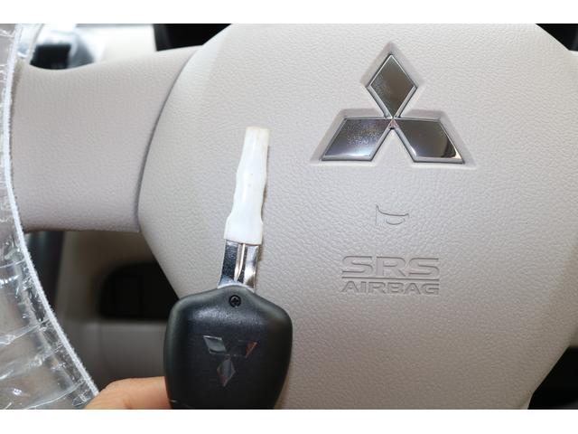 三菱 eKワゴン E 届出済未使用車 キーレス シートヒーター